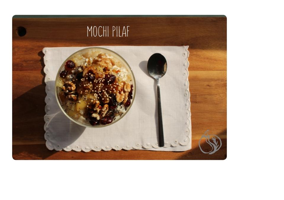 mochi pilaf