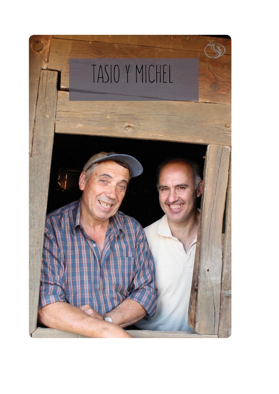 tasio y michell